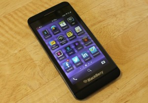 An imperfect ten: the BlackBerry Z10 smartphone review