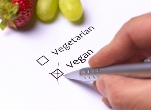 We can survive thanks to vegetarians